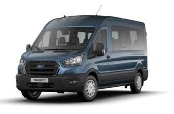 Ford Transit пасс. Minibus R410 L3H2 (130 л.с.) 2019