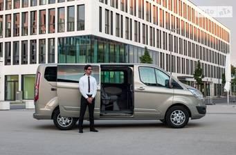Ford Transit пасс. Custom F310L1H1 (100 л.с.) SWB 2018