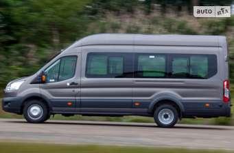 Ford Transit пасс. Minibus R460L4H3 (125 л.с.) LWB Trend 2017