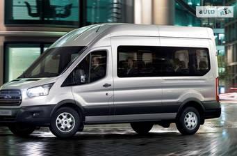 Ford Transit пасс. Minibus R410L3H2 (125 л.с.) LWB 2017