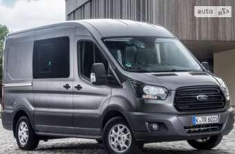 Ford Transit пасс. 2.0D MT F320 (130 л.с.) L2H2  Trend 2018
