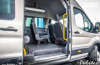 Ford Transit пасс. Minibus R410L3H2 (135 л.с.) Trend 2017