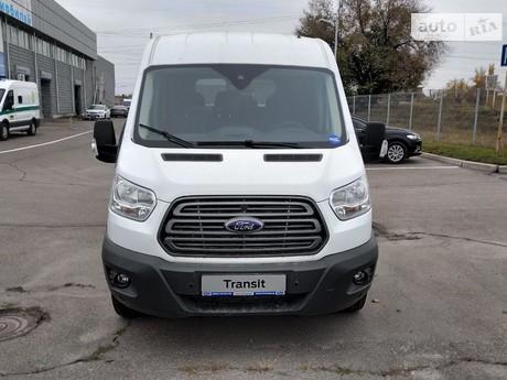 Ford Transit пасс. 2021