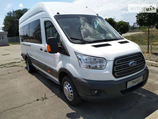 Ford Transit пасс. Individual