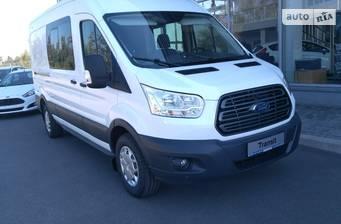 Ford Transit пасс. DC IN 2.0D MT F330 (130 л.с.) L3H2 2021