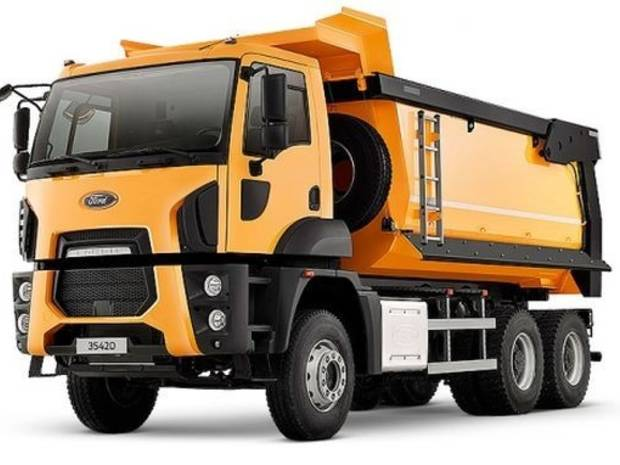 Ford Trucks 3542D