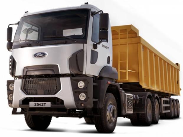 Ford Trucks 3542T