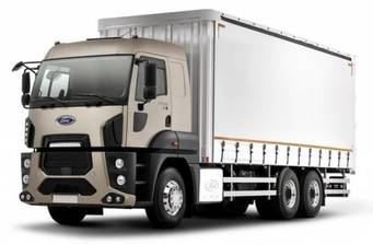 Ford Trucks 2533 MT 330 л.с. 2019