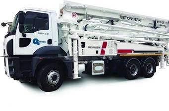 Ford Trucks 3542M BST 37 MT 420 л.с. 6х4 2019