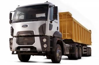 Ford Trucks 3542T MT 420 л.с. 6x4 2019