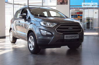 Ford EcoSport FL 1.0 EcoBoost AT (125 л.с.) 2018