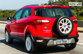 Ford EcoSport 2020 Lux