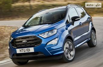 Ford EcoSport 2020 ST-Line Plus