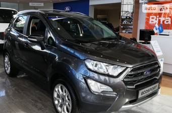 Ford EcoSport 2019 Lux