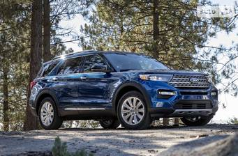 Ford Explorer 2020 Limited