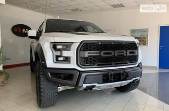 Ford F-150 Raptor 3.5 AT (450 л.с.) SuperCrew AWD 2020