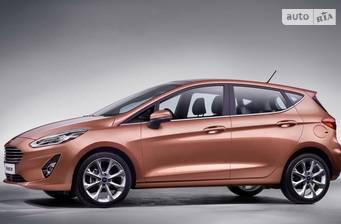 Ford Fiesta 1.1 MT (85 л.с.) 2018