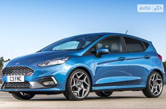Ford Fiesta 1.5 Ecoboost MT (200 л.с.) 2018