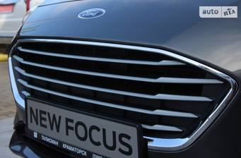 Ford Focus 2020 Trend