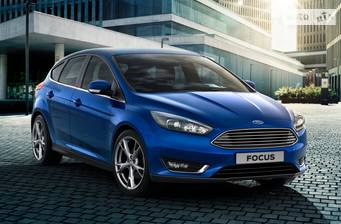 Ford Focus 1.5D MT (120 л.с.) 2018
