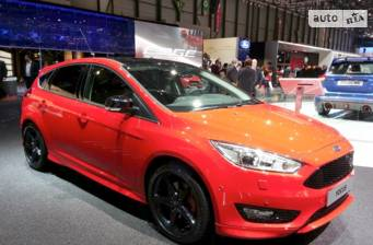 Ford Focus 1.5 Ecoboost turbo MT (150 л.с.) 2WD 2017