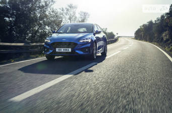Ford Focus 1.0 Ecoboost АT8 (125 л.с.) 2019
