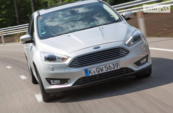 Ford Focus 1.0 Ecoboost turbo  MT (125 л.с.) 2018