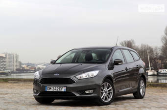 Ford Focus 1.0 Ecoboost АT (125 л.с.) 2017