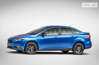 Ford Focus 1.6 MT (105 л.с.) 2018