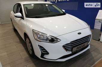 Ford Focus 1.5 MT (120 л.с.) 2018