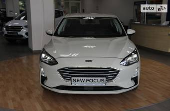 Ford Focus 2019 Individual