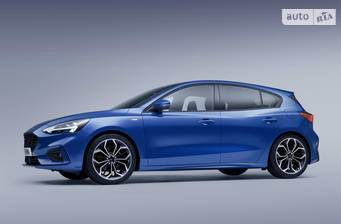 Ford Focus 1.5 Ecoboost AT (150 л.с.) 2019