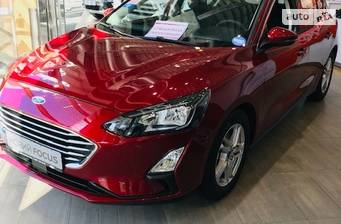 Ford Focus 1.5 AT (120 л.с.) 2019