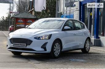Ford Focus 2019 Trend Edition