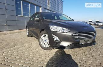 Ford Focus 1.5 MT (120 л.с.) 2019