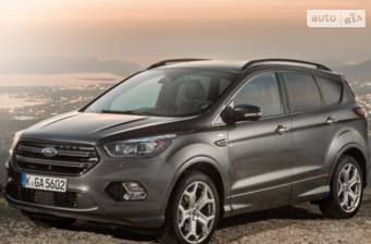 Ford Kuga New 1.5D AT (120 л.с.) 2018