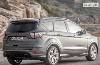 Ford Kuga New 1.5D MT (120 л.с.) 2019