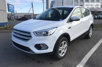 Ford Kuga New 1.5D MT (120 л.с.) 2018