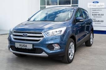 Ford Kuga New 1.5D MT (120 л.с.) 2019