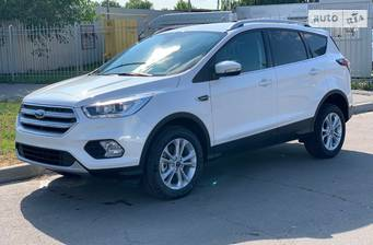 Ford Kuga New 2.0D AT (150 л.с.) 4WD 2019