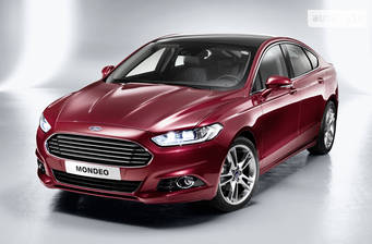 Ford Mondeo New 1.5 Ecoboost AT (160 л.с.) 2018