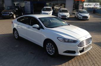 Ford Mondeo New 1.5 Ecoboost AT (160 л.с.) 2017
