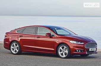 Ford Mondeo New 2.0D AT (150 л.с.) 2018