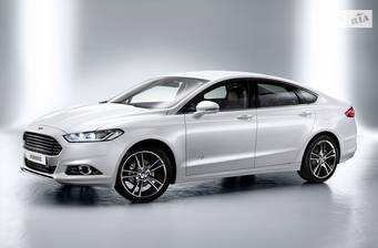 Ford Mondeo 2.0 HEV CVT (187 л.с.) 2018