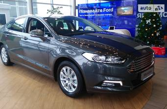 Ford Mondeo New 2.0D AT (150 л.с.) 2019