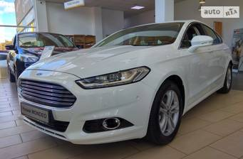 Ford Mondeo New 2.0D AT (180 л.с.) 2018