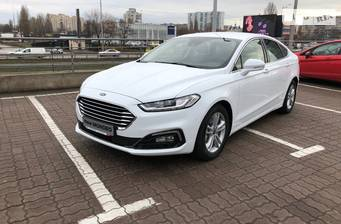 Ford Mondeo New 2.0D EcoBlue AT (150 л.с.) 2019