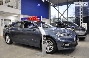 Ford Mondeo New 2.0 HEV CVT (187 л.с.) 2019
