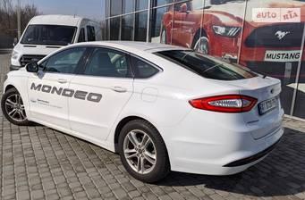 Ford Mondeo 2017 Titanium