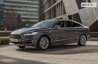 Ford Mondeo 2019 Lux